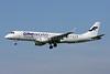 Finnair (Nordic Regional Airlines-Norra)  Embraer ERJ 190-100LR OH-LKN (msn 19000252) (Oneworld) ZRH (Andi Hiltl). Image: 907203.