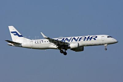 Finnair (Nordic Regional Airlines-Norra)  Embraer ERJ 190-100LR OH-LKP (msn 19000416) ZRH (Andi Hiltl). Image: 906324.