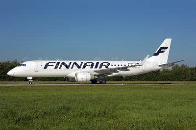 Finnair (Nordic Regional Airlines-Norra)  Embraer ERJ 190-100LR OH-LKG (msn 19000079) ZRH (Rolf Wallner). Image: 951393.