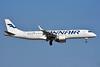 Finnair (Nordic Regional Airlines-Norra) Embraer ERJ 190-100LR OH-LKK (msn 19000127) ZRH (Paul Bannwarth). Image: 926873.