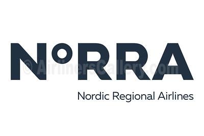 1. Norra - Nordic Regional Airlines logo