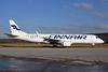 Finnair (Nordic Regional Airlines-Norra)  Embraer ERJ 190-100LR OH-LKP (msn 19000416) ZRH (Rolf Wallner). Image: 907603.