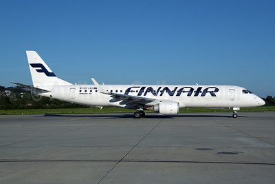 Finnair (Nordic Regional Airlines-Norra)  Embraer ERJ 190-100LR OH-LKO (msn 19000267) ZRH (Rolf Wallner). Image: 954874.