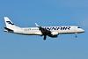 Finnair (Nordic Regional Airlines-Norra) Embraer ERJ 190-100LR OH-LKH (msn 19000086) ZRH (Paul Bannwarth). Image: 928865.
