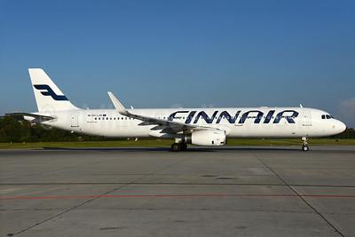 Finnair Airbus A321-231 WL OH-LZK (msn 5961) ZRH (Rolf Wallner). Image: 934861.