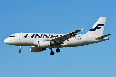 Finnair Airbus A319-112 OH-LVG (msn 1916) ZRH (Paul Bannwarth). Image: 928936.
