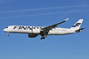 Finnair's first Airbus A350-900 - Best Seller