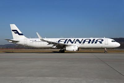 Finnair Airbus A321-231 WL OH-LZI (msn 5922) ZRH (Rolf Wallner). Image: 937005.