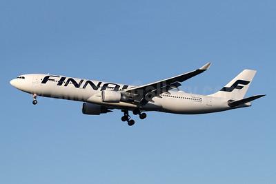 Finnair Airbus A330-302 OH-LTT (msn 1088) LHR (SPA). Image: 948136.