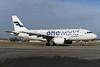 Finnair Airbus A319-112 OH-LVD (msn 1352) (Oneworld) BRU (Ton Jochems). Image: 936986.