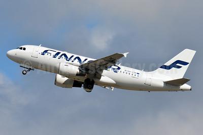 Finnair Airbus A319-112 OH-LVK (msn 2124) ZRH (Paul Bannwarth). Image: 932251.