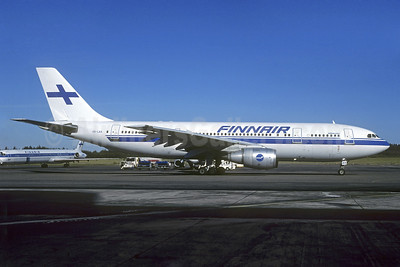 Finnair Airbus A300B4-203FF OH-LAA (msn 299) HEL (Christian Volpati Collection). Image: 936290.