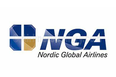 1. Nordic Global Airlines logo