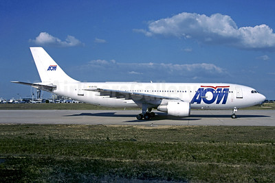 Leased from TransAer in November 1999