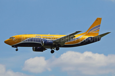 ASL Airlines (France) Boeing 737-39M F-GIXT (msn 28898) (Europe Airpost colors) TLS (Eurospot). Image: 932724.