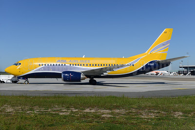 ASL Airlines (France) Boeing 737-39M F-GIXT (msn 28898) (Europe Airpost colors) BOD (Ton Jochems). Image: 932913.
