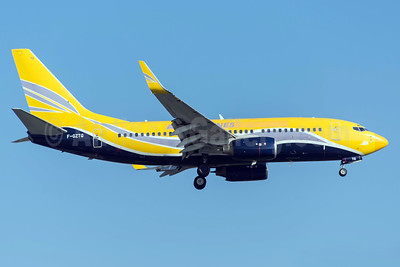 ASL Airlines (France) Boeing 737-73S WL F-GZTQ (msn 29080) (Europe Airpost colors) MAN (Rob Skinkis). Image: 937765.