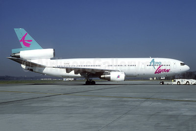 Aero Lyon (France) McDonnell Douglas DC-10-30 F-BTDD (msn 46963) LYS (Christian Volpati Collection). Image: 941381.