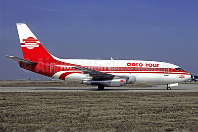 Aero Tour Boeing 737-2L9 F-GCGR (msn 21278)  (Airlanka colors) ORY (Christian Volpati). Image: 907409.