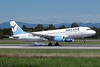 Aigle Azur Transport Aeriens (2nd) Airbus A320-214 F-HBII (msn 3852) BSL (Paul Bannwarth). Image: 909580.