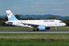 Aigle Azur Transport Aeriens (2nd) Airbus A319-111 F-HBAL (msn 2870) BSL (Paul Bannwarth). Image: 909579.