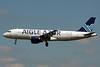 Aigle Azur Transport Aeriens (2nd) Airbus A320-214 F-HBIO (msn 3242) TLS (Karl Cornil). Image: 924049.
