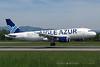 Aigle Azur Transport Aeriens (2nd) Airbus A320-214 F-HBIO (msn 2342) BSL (Paul Bannwarth). Image: 922806.