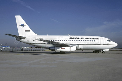 Aigle Azur Transport Aeriens (2nd) - WestAir Boeing 737-2K5 F-GMJD (msn 22599) ORY (Christian Volpati). Image: 947791.