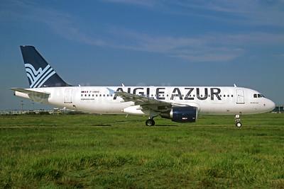 Aigle Azur Transport Aeriens (2nd) Airbus A320-214 F-HBIO (msn 3242) ORY (Jacques Guillem). Image: 935157.