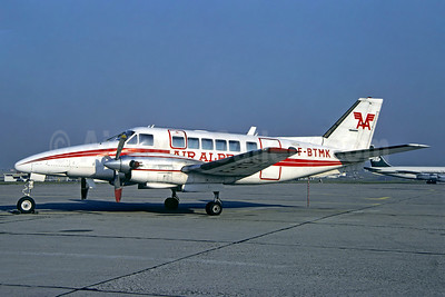Air Alpes-AA Beechcraft 99A F-BTMK (msn U-130) LBG (Christian Volpati). Image: 948736.