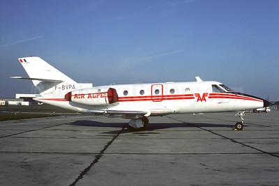 Air Alpes Aérospatiale SN.601 Corvette F-BVPA (msn 005) LBG (Christian Volpati). Image: 950536.