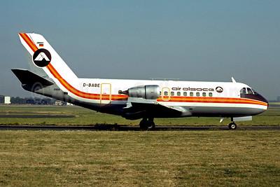 Air Alsace VFW614 D-BABE (F-GATG) (msn G05) LBG (Christian Volpati). Image: 920031.