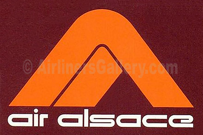 1. Air Alsace logo