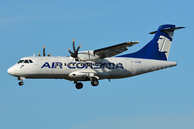 Air Corsica ATR 42-500 F-HAIB (msn 637) TLS (Paul Bannwarth). Image: 949961.