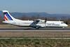 Air France by Airlinair ATR 72-212 F-GVZN (msn 563) BSL (Paul Bannwarth). Image: 926195.