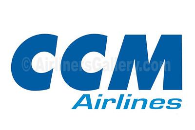 1. CCM Airlines logo
