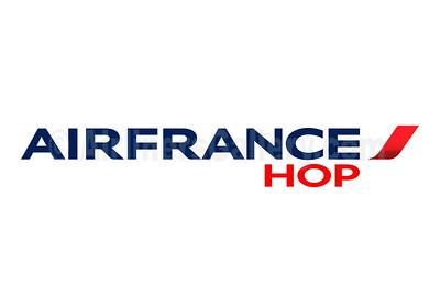 1. Air France Hop logo