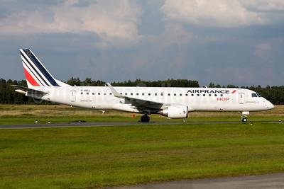 Air France Hop Embraer ERJ 190-100STD F-HBLL (msn 19000767) NUE (Gunter Mayer). Image: 955460.