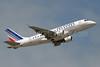 Air France (Regional Compagnie Aerienne Europeenne) Embraer ERJ 170-100ST F-HBXC (msn 17000263) (500th E-Jet) GVA (Paul Denton). Image: 911973.