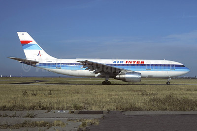 Air Inter Airbus A300B2-1C F-BVGE (msn 011) ORY (Jacques Guillem). Image: 950255.