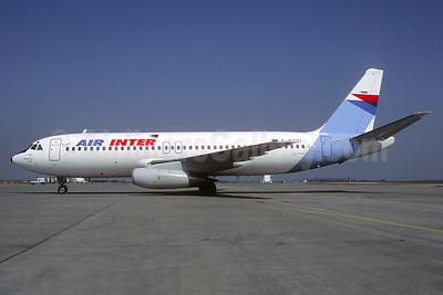 Air Inter Dassault Mercure 100 F-BTTI (msn 009) CDG (Christian Volpati). Image: 937349.