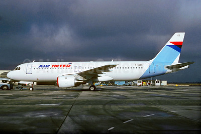Air Inter Airbus A320-111 F-GGEE (msn 016) TLS (Christian Volpati Collection). Image: 927881.