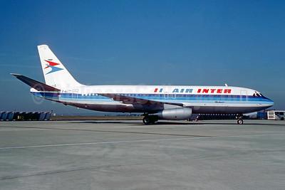 Air Inter Dassault Mercure 100 F-BTTI (msn 009) ORY (Christian Volpati). Image: 953101.