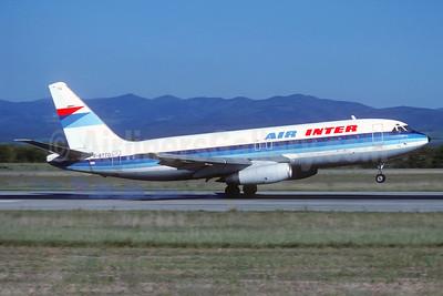 Air Inter Dassault Mercure 100 F-BTTG (msn 007) BSL (Christian Volpati Collection). Image: 934958.