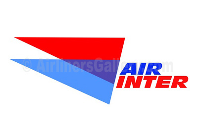 1. Air Inter logo