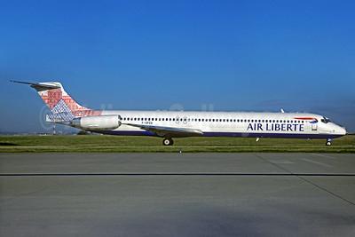 Airline Color Scheme - Introduced 1998 (Louvre) - Best Seller