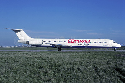 """1999 """"Compaq NonStop"""" promotional livery"""