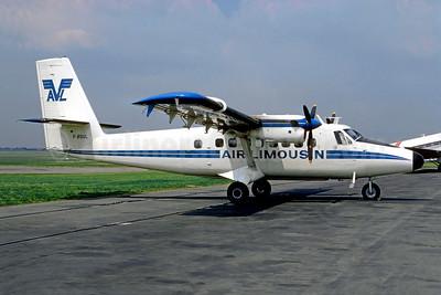 Air Limousin (1st) de Havilland Canada DHC-6-200 Twin Otter F-BSUL (msn 199) LBG (Christian Volpati). Image: 949019.