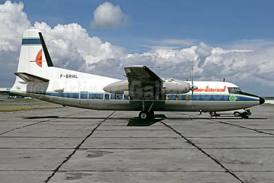 Air Littoral Fokker F.27 Mk. 200 F-BRHL (msn 10137) LBG (Christian Volpati). Image: 949378.