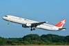 Air Mediterranee Airbus A321-211 F-GYAR (msn 891) (FRAM) NTE (Paul Bannwarth). Image: 928521.
